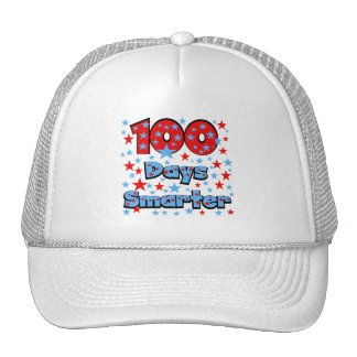 100 días más elegante gorros