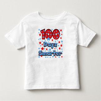 100 días más elegante playera de bebé
