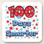 100 días más elegante posavasos de bebidas