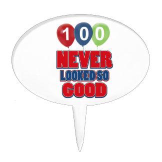 100 diseños del cumpleaños de los años figuras de tarta