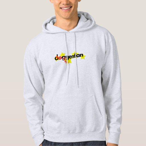 100% Doggenfan Hoody