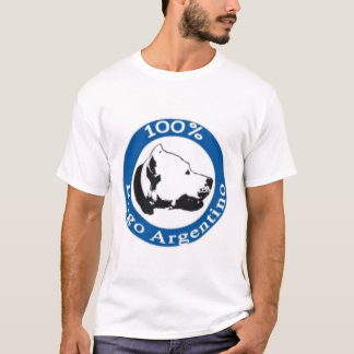 100% Dogo Argentino T-Shirt