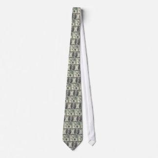 100 dólares - lazo corbata personalizada