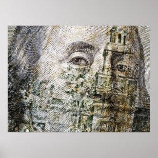 100 Dollar Bill (5) Poster