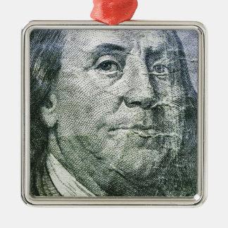 100 Dollar Bill (6) Ornament