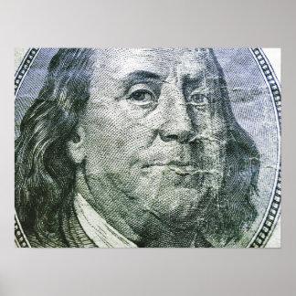 100 Dollar Bill (6) Poster