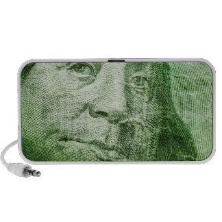 100 Dollar Bill Speaker
