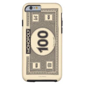 100 Dollar Bill Tough iPhone 6 Case