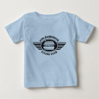 100 Dollar Hamburger - Flying Club Baby T-Shirt