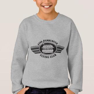 100 Dollar Hamburger - Flying Club Sweatshirt