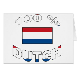 100% Dutch Cards