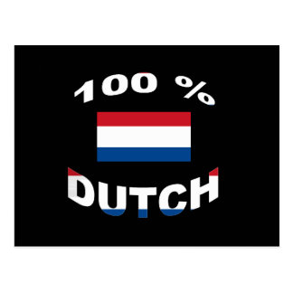 100% Dutch Postcards