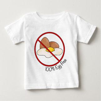 100% Egg Free Baby T-Shirt