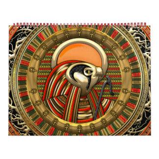 [100] Egyptian Sun God Ra Calendar