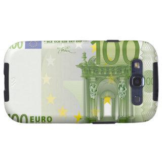 100 Euro Banknote Samsung Galaxy S Case Galaxy S3 Case