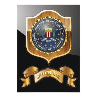 [100] FBI Special Edition Card