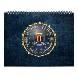 [100] FBI Special Edition Calendar