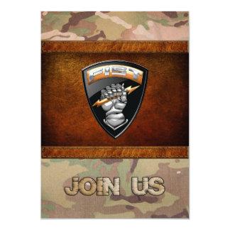 [100] Forward Observer (FIST) [Emblem] Card