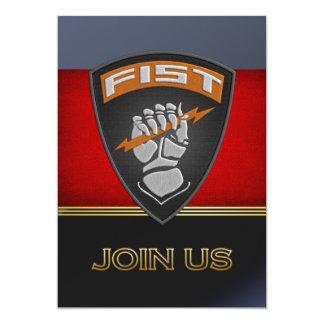 [100] Forward Observer (FIST) [Patch] Card