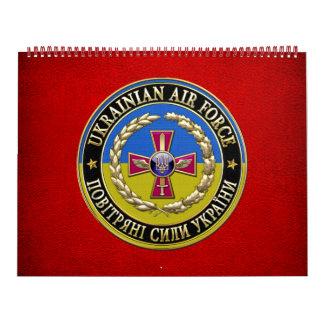 [100] Fuerza aérea ucraniana [edición especial] Calendario