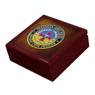 [100] Fuerzas armadas de arma del ucraniano [edici Cajas De Recuerdo