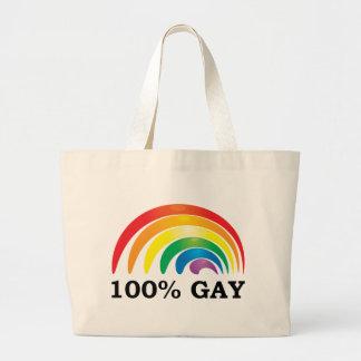100% Gay Bags