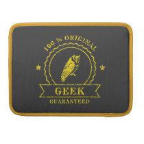 """100% Geek MacBook 13"""" Sleeve"""