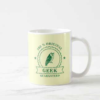 100% Geek Mug