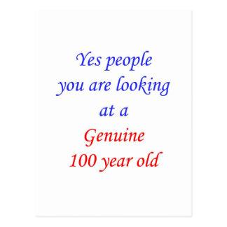 100  Genuine 100 Year Old Postcard