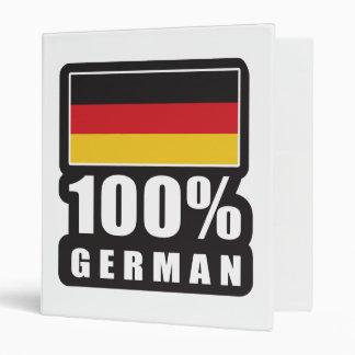 100% German Binder