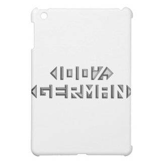 100% German Case For The iPad Mini