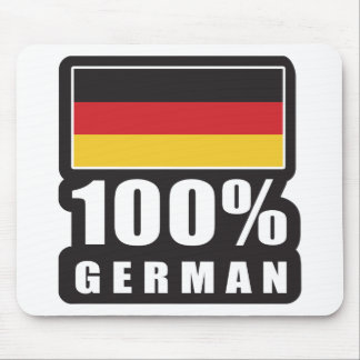 100% German Mouse Pad