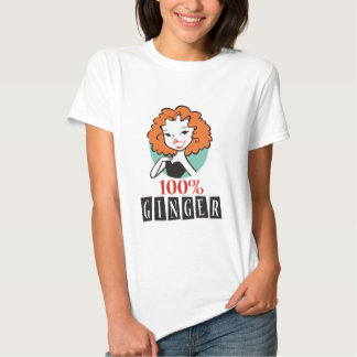 100% Ginger T-Shirt