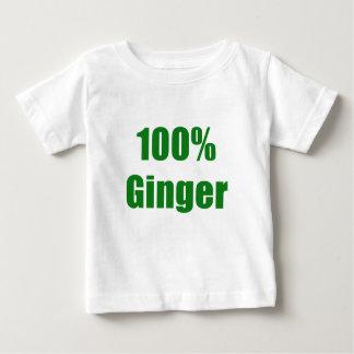 100% Ginger Tee Shirt