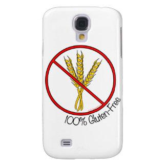 100% Gluten Free Samsung Galaxy S4 Cases