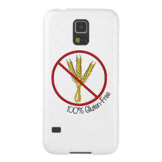 100% Gluten Free Case For Galaxy S5