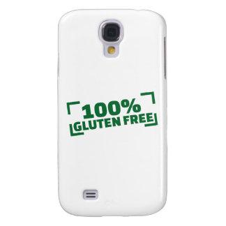 100% Gluten Free Galaxy S4 Covers