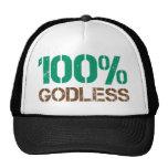 100% Godless Mesh Hat