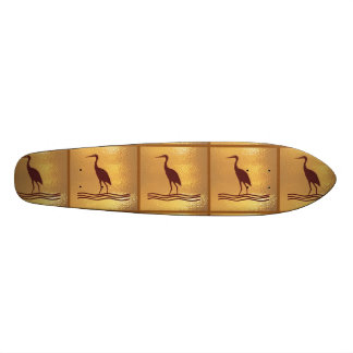 100 Golden Graphics Birds Animal Cosmos Jewel Skateboard Decks