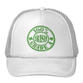 100% GRADE A IRISH HAT