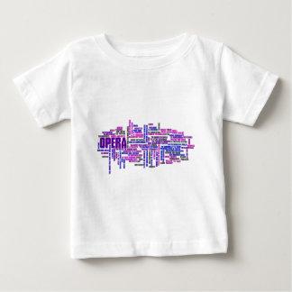 100 Greatest Operas T-shirts