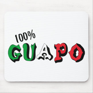 100% Guapo Mousepads