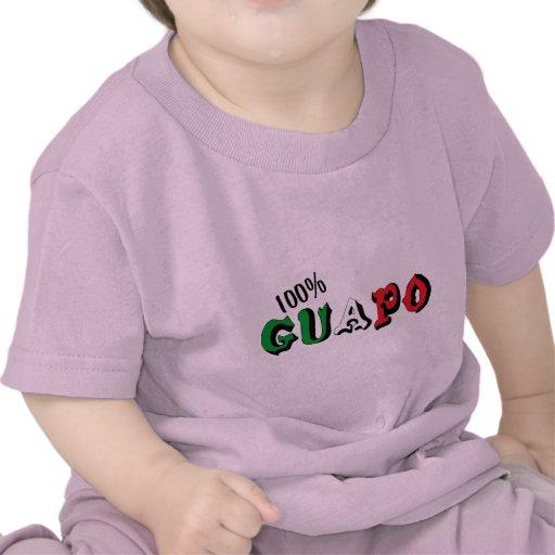 100% Guapo Tshirts