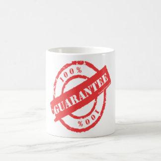100% GUARANTEE COFFEE MUG