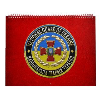 [100] Guardia Nacional ucraniano [edición Calendarios