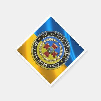 [100] Guardia Nacional ucraniano [edición Servilletas Desechables