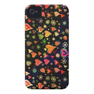 100 Hearts iPhone 4 Cover
