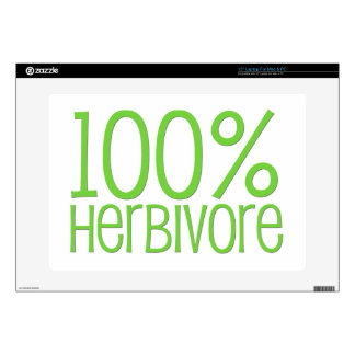 "100% Herbivore Skin For 15"" Laptop"