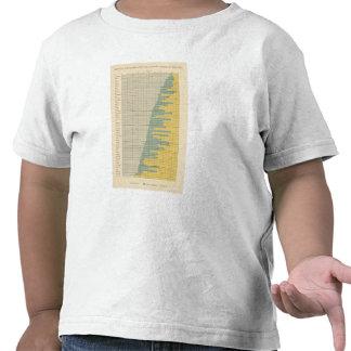 100 hogares de la granja poseyeron 1900 camiseta