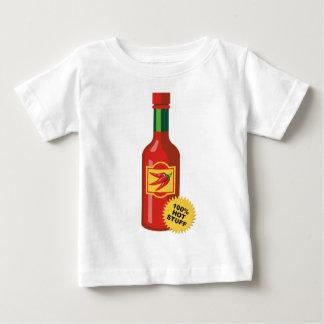 100% Hot Stuff Baby T-Shirt